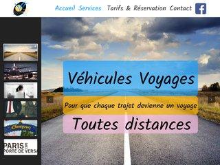 Déplacement a Sens, Véhicules Voyages