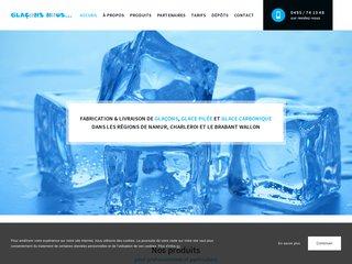 glace carbonique à Namur