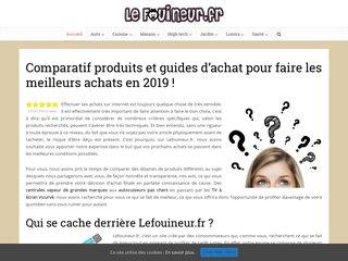 Le Fouineur - guide d'achats en ligne