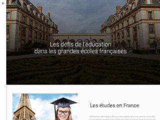 Tout sur les grandes écoles en France