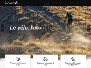 Cyclo Monde, comment voyager à vélo ?