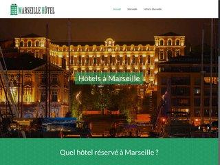 Trouvez le bon hôtel à Marseille