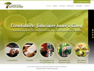 Ecosolidaire - comptable fiscaliste en Wallonie et à Bruxelles