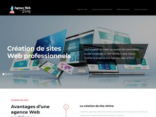 Tout savoir sur les agences web parisiennes