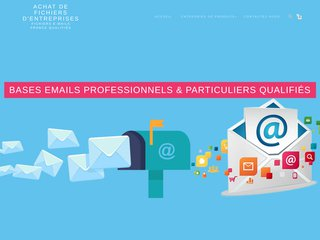 Base email le spécialiste du Marketing direct
