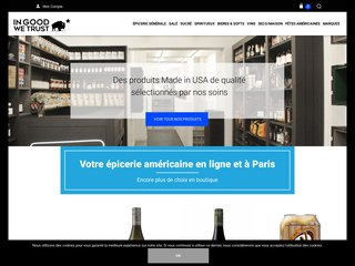 In Good We Trust  – alimentation américaine
