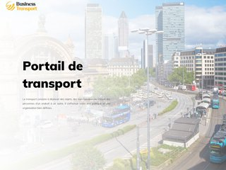 Business Transport, services de transport