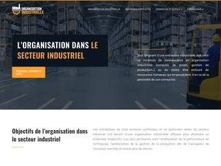 Mettre en place une bonne organisation industrielle
