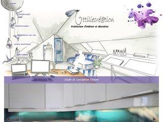 Ottilie création - architecte et décoratrice d'intérieur à Caen