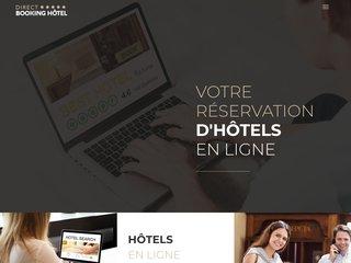 Réserver votre hôtel en quelques clics