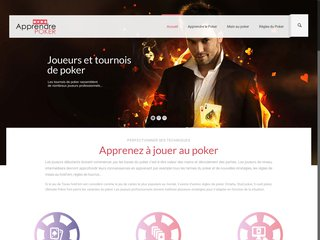 Apprenez à jouer le poker en ligne