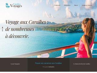 Visitez les Caraïbes