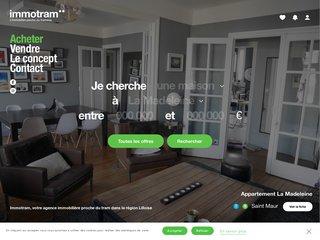 Immotram  – agence immobilière Croix