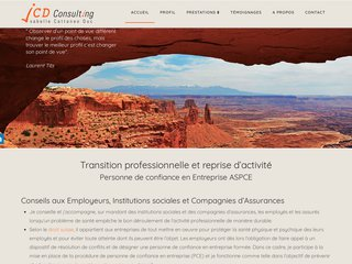 ICD Consulting - Transition professionnelle