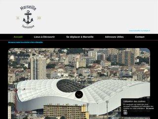 Guide touristique sur la ville de Marseille