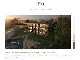 Atelier d'architecture Umarchitectes à Genève