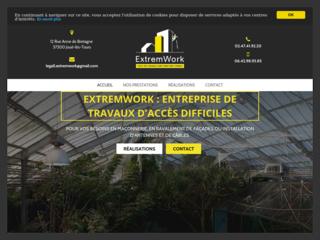 entreprise de travaux d'accès difficiles Joué-lès-Tours