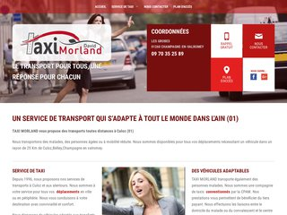 Taxi Morland
