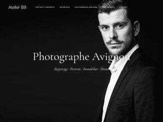 Photographe portrait Avignon