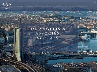 De Angelis & Associés Avocats