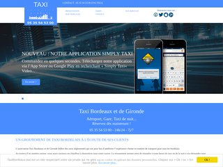 Associations de taxi bordelais en Gironde