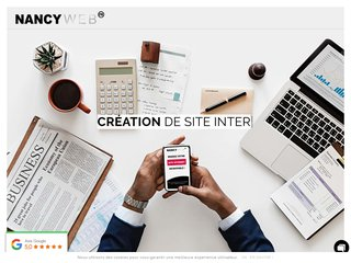 NancyWeb Agence web de Nancy