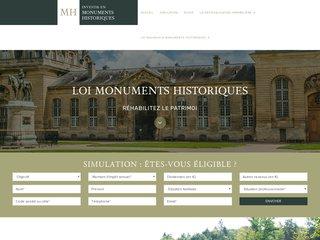 Loi monuments historiques et loi malraux