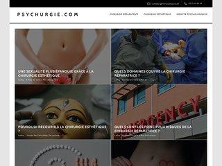 Le blog de la chirurgie esthétique