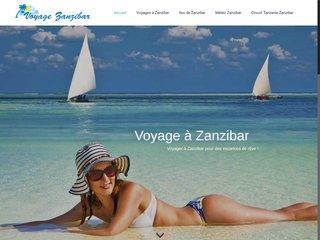 Voyager sur le Zanzibar