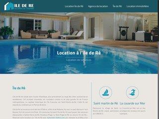 Location de vacances sur l'île de Ré