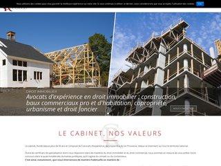 Cabinet d'avocat Robert et Associés Aix en Provence
