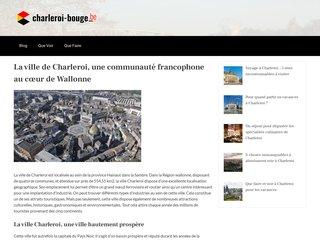 Charleroi : une ville magnifique