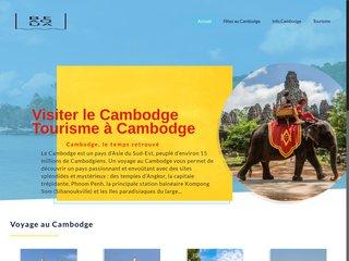 Tourisme et voyage en Cambodge
