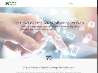 Site d'informations sur la technologie