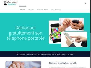 Déblocage gratuit de téléphone