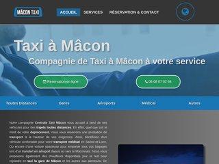 Centrale Taxi Mâcon