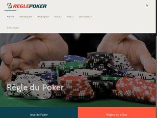 Connaître les règles du poker