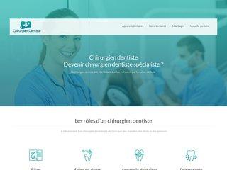 Informations sur le chirurgien dentiste