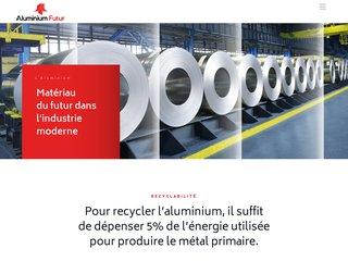 Informations sur l'aluminium