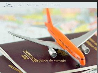 Agence de voyage