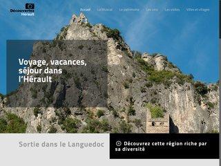 Découvertes Hérault : visitez une destination particulière