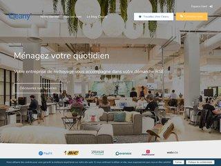 Cleany - Entreprise de nettoyage à Paris et Île-de-France