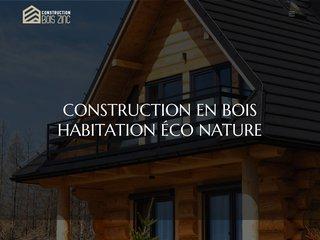 Tout sur les constructions en  bois