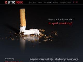 Tout pour arrêter la cigarette
