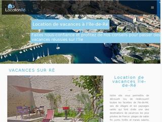 Location de vacances en île-de-Ré
