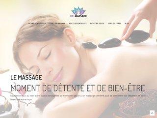 Les multiples bienfaits des massages