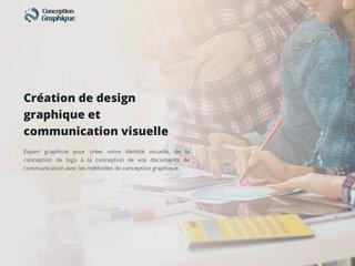 Communication visuelle et création de design graphique