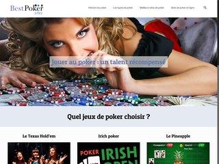 Tout savoir sur les jeux de poker