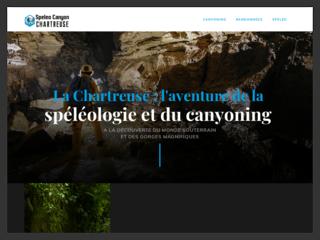 Le canyoning et la spéléologie dans le massif de la Chartreuse