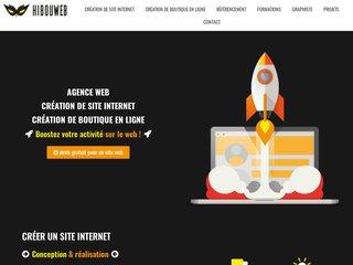Hibouweb, agence de création de site internet et de logos